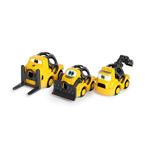 Oball Go Grippers John Deere Baufahrzeuge 3er Pack