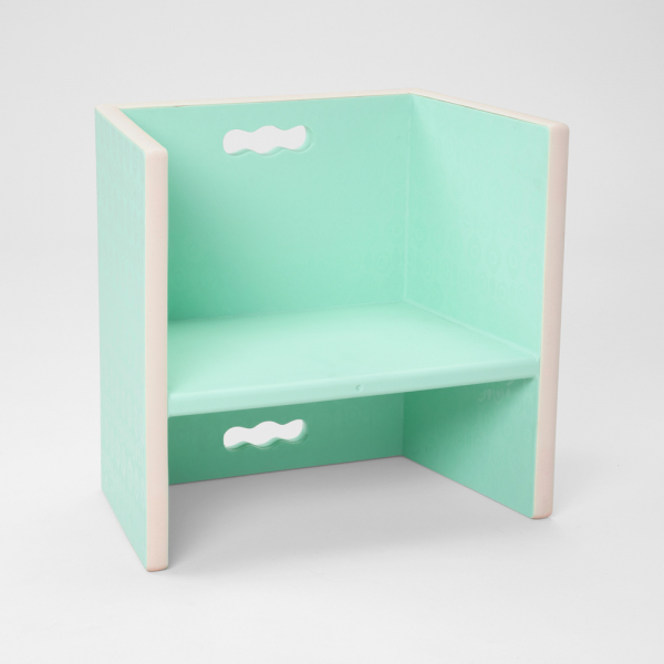 B. Chair Stair - Multifunktionshocker mint