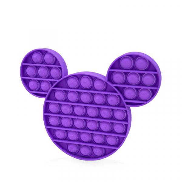 Bubble Fidget - Micky purple