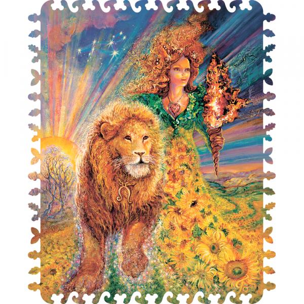 DaVICI Puzzle - Sternzeichen Löwe