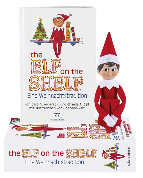 The Elf on the Shelf - Box Set Junge