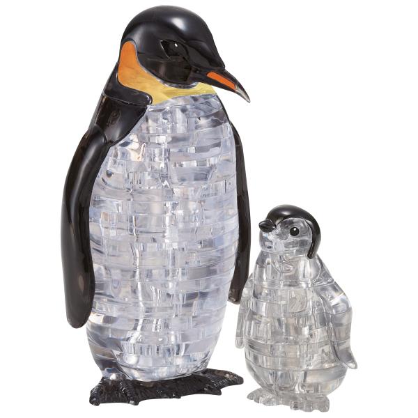 Crystal Puzzle - Pinguinpaar