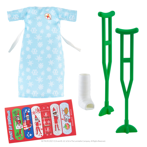 Elf Outfit - Krankenhaus Set