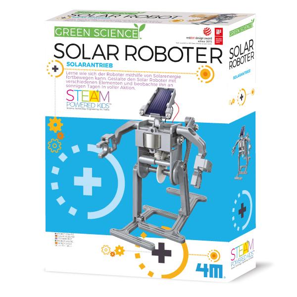 Solar Roboter - Green Science
