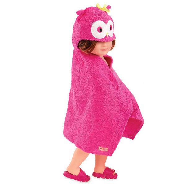 OG - Badewanne Pink mit Accessoires