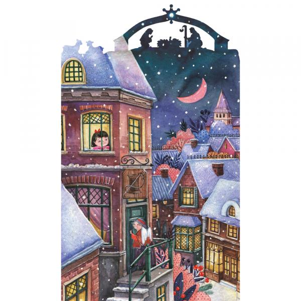 DaVICI Puzzle - Weihnachtsengel