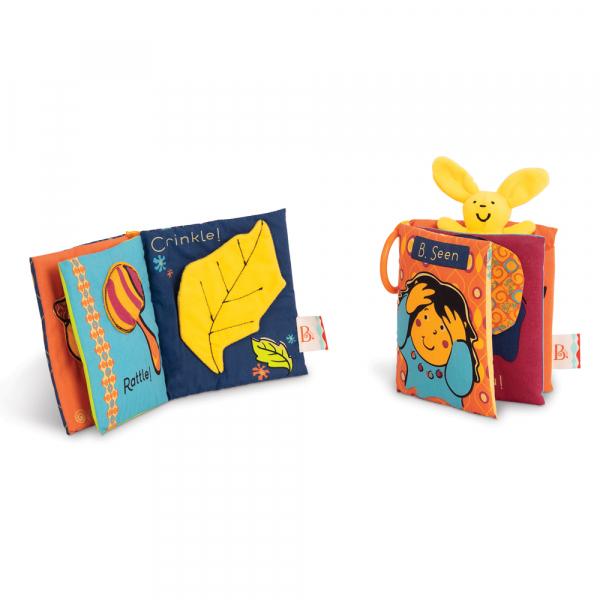 B. Peek-A-Books - Fühlbücher 2er Set