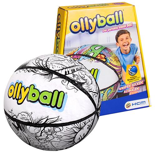 Ollyball - Indoorball