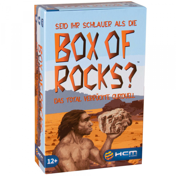 Box Of Rocks