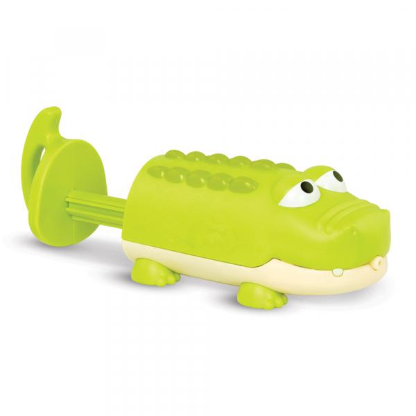 B. Splishin Splash - Wasserspritze Krokodil