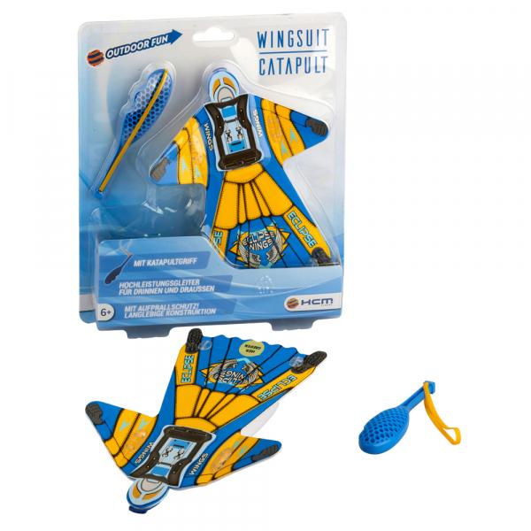 Wingsuit Catapult