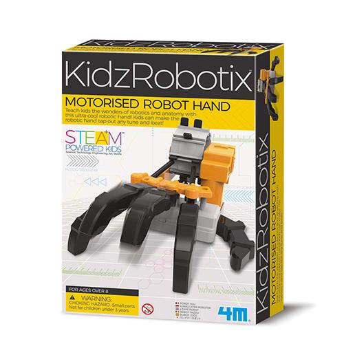 KidszRobotix - Motorisierte Roboter Hand