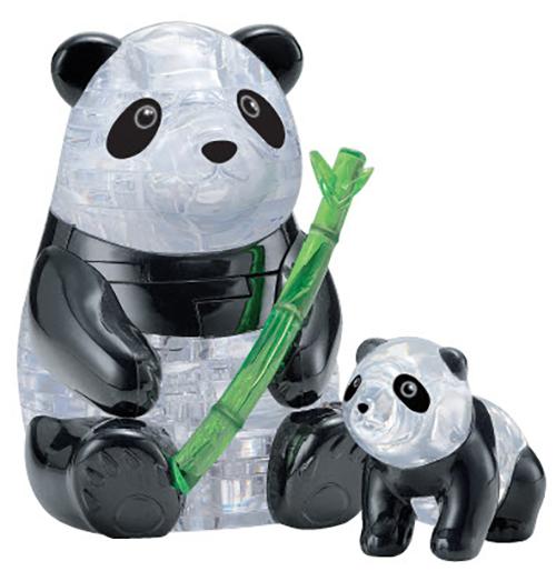 Crystal Puzzle - Pandapaar