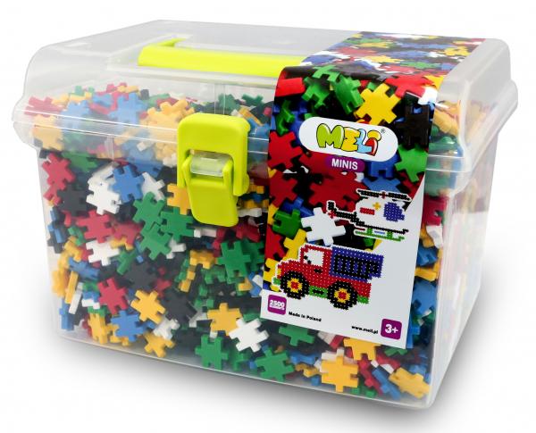 Meli Minis Travel Box 2500