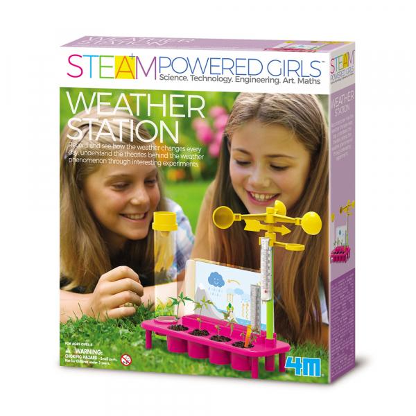 Wetter Station - Steam Powered Girls