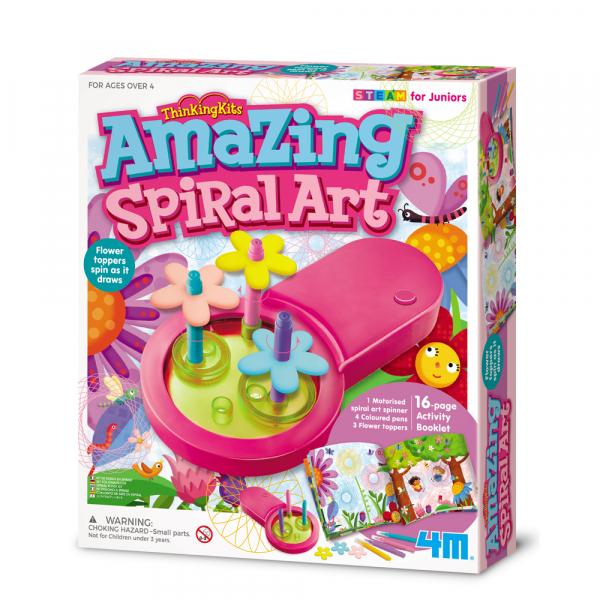 Spiral Kunst - ThinkingKits