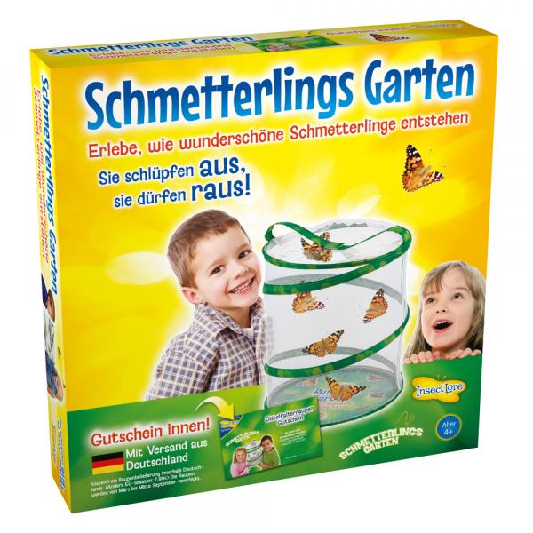 Pre-Paid-Schmetterlingsgarten