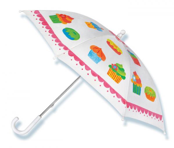 KidzMaker - Regenschirm-Bemalset