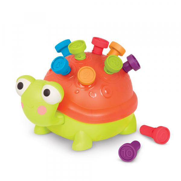 B. Teaching Turtle - Schildkröte mit Zahlen