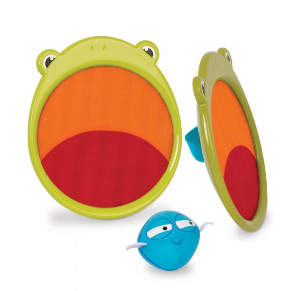 B. Frosch Klettball Fangspiel