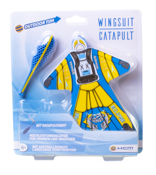 HCM Outdoor Fun - Wingsuit Catapult