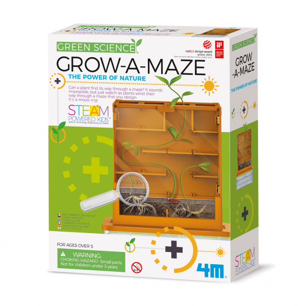 Grow-A-Maze - Green Science