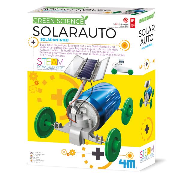 Solarauto - Green Science
