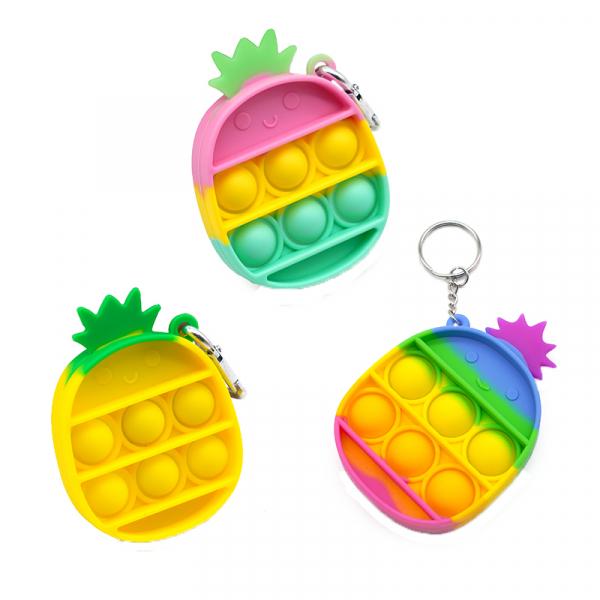 Bubble Fidget Mini - Ananas (sortiert)