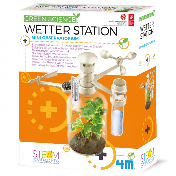 Wetterstation - Green Science