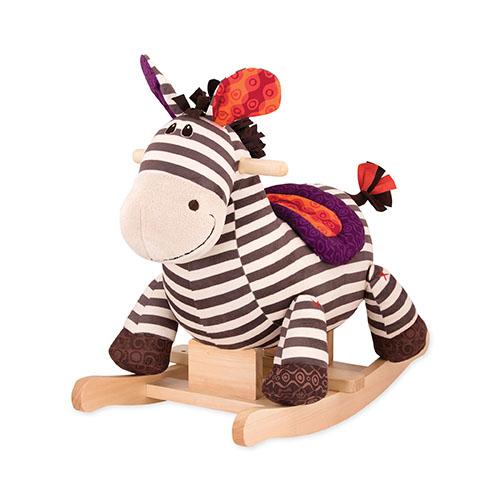 B. Rocking Zebra