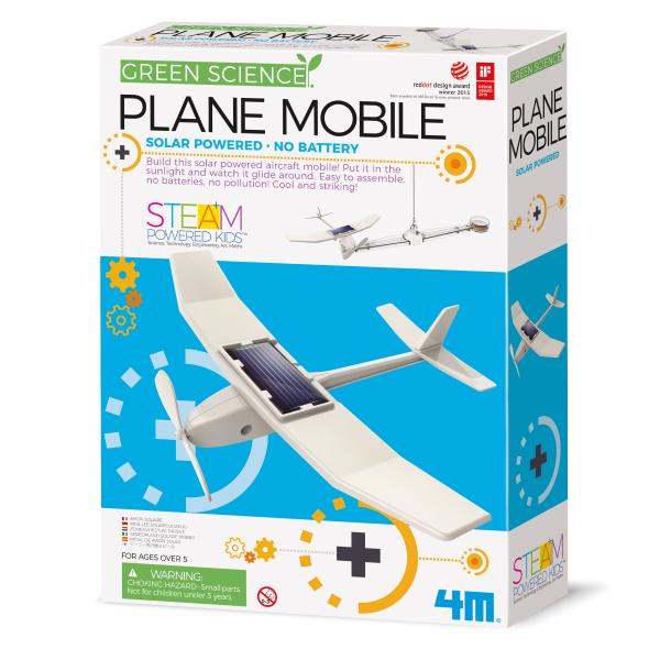 Solar Flieger Mobile - Green Science