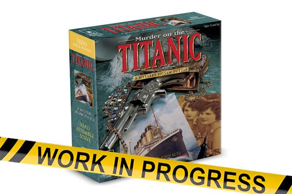 Titanic - Murder Mystery Puzzle