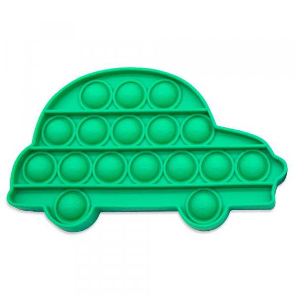 Bubble Fidget - Auto grün