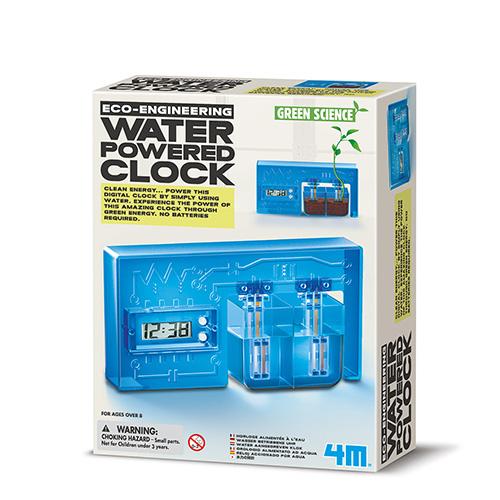Eco-Engineering - Wasseruhr