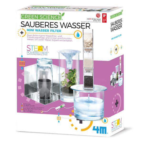 Sauberes Wasser - Green Science