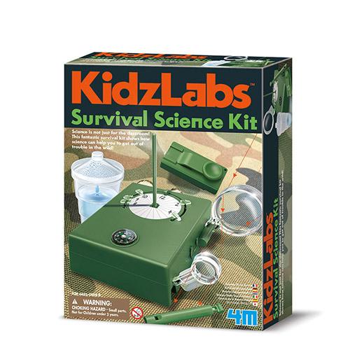 KidzLabs - Survival Wissenschaft