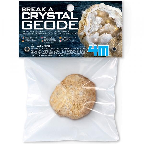 Kristall Geode
