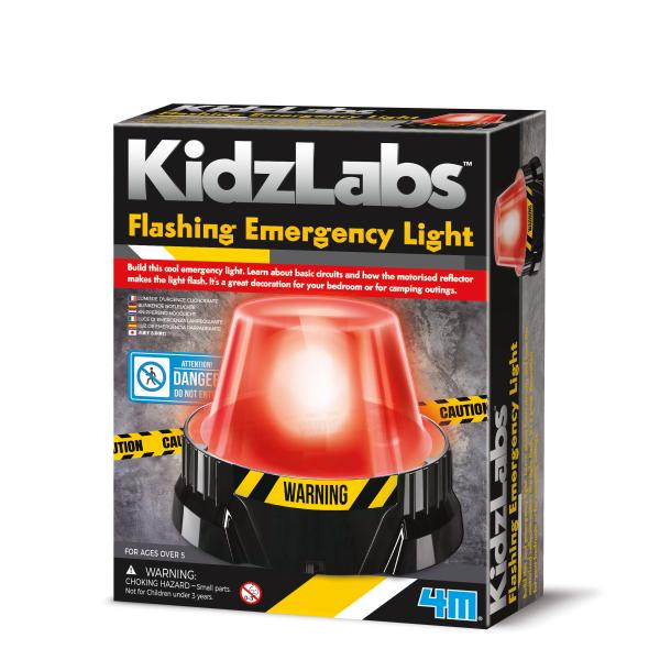 Flashing Emergency Light