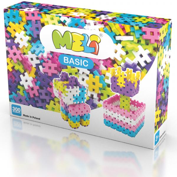 Meli Basic Pink 300