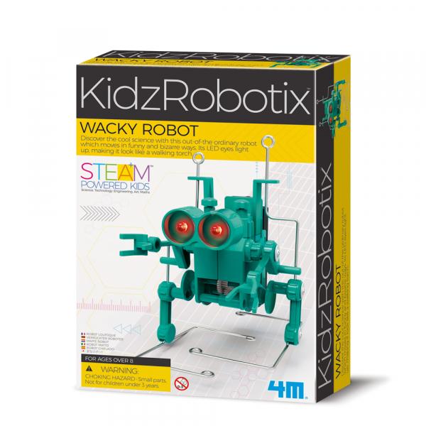 Verrückter Roboter - KidzRobotix