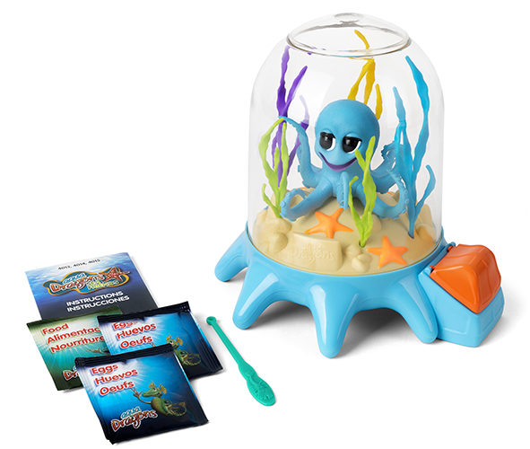 AQUA DRAGONS - Sea Friends Octopus Garden