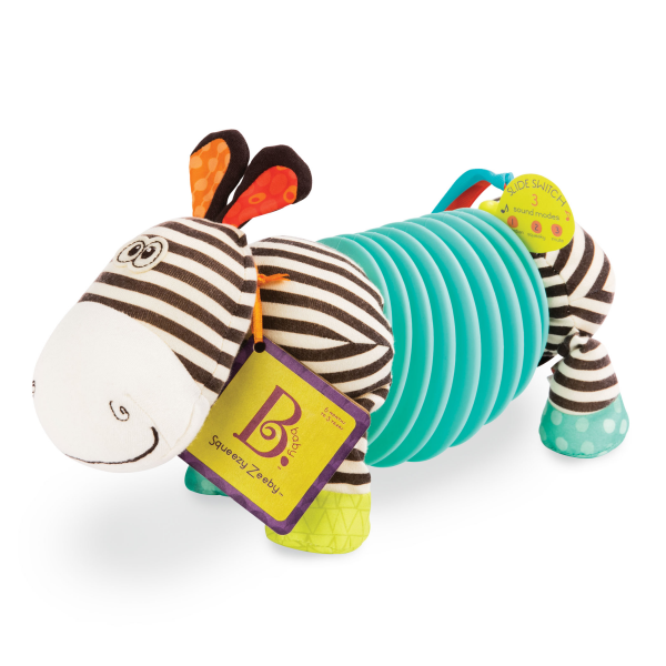 B. Soft Accordion Zebra