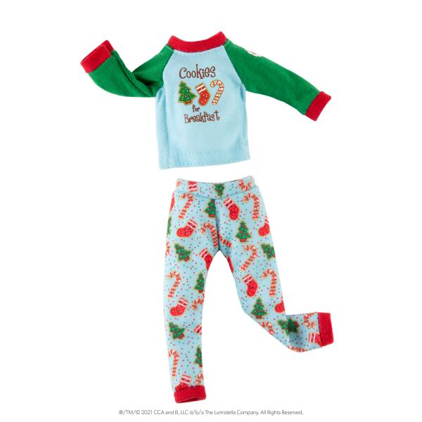 Elf Outfit - Cookies Pyjama