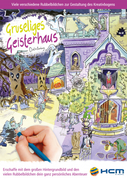 Scribble Down - Gruseliges Geisterhaus
