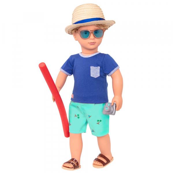 OG - Deluxe Jungen Outfit - Beach Boy