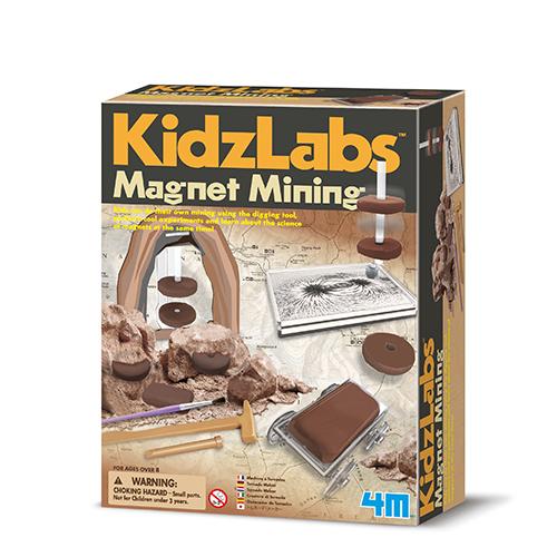 KidzLabs - Magnet Gewinnung