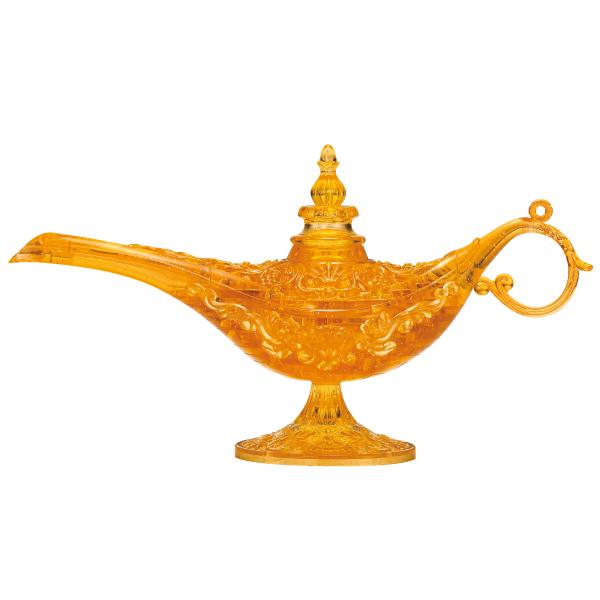 Crystal Puzzle - Aladins Wunderlampe
