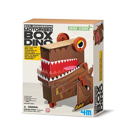 Eco-Engineering - Motorisierter Box Dino
