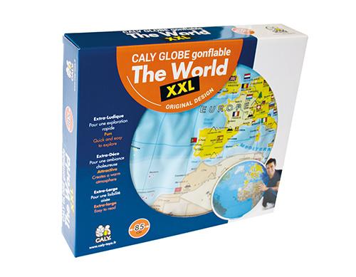 Aufblasbarer Globus XXL