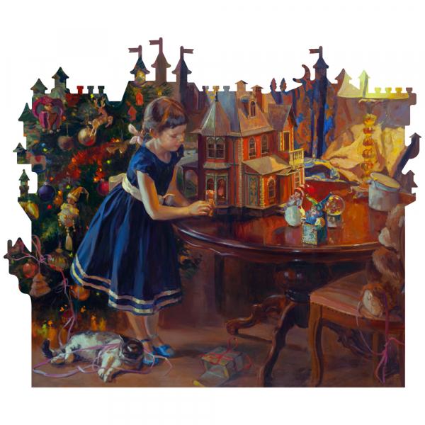 DaVICI Puzzle - Puppenstube